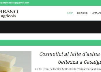 Cosmetici con latte d'asina – Aziferrano